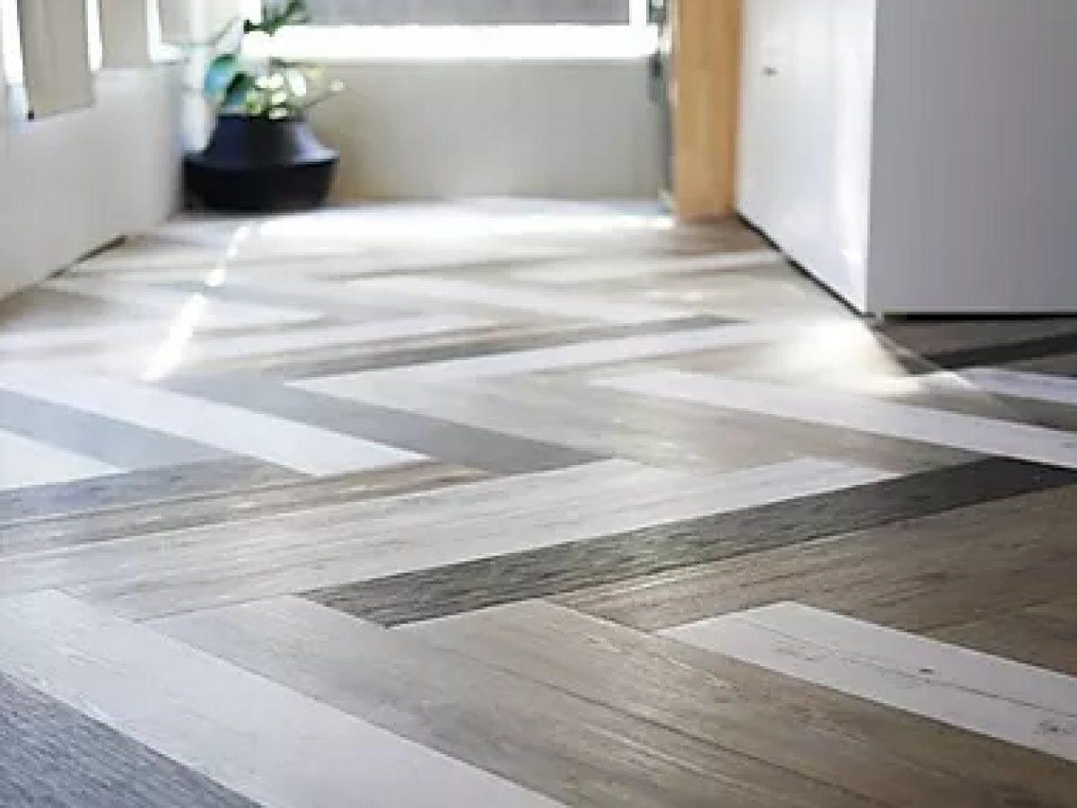 กระเบื้องยางลายไม้ (Vinyl Flooring)